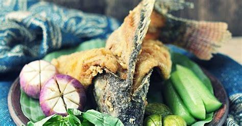 cooking  cool tilapia terbang goreng crispy