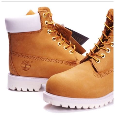 white and gold timberland boots shoes gold white timberlands wheretoget