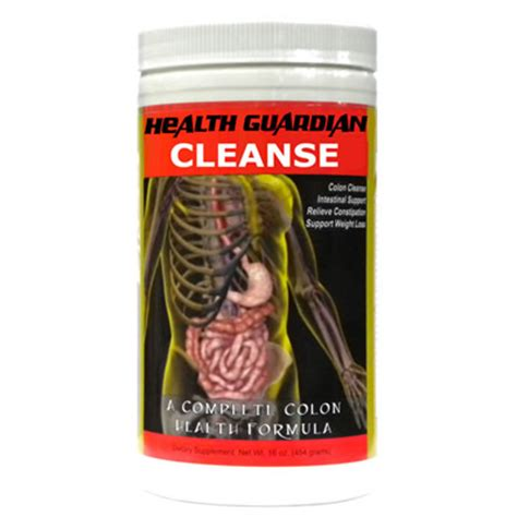 Herbal Detox Drink Powder by Health Guardian Cleanse Herbal Parasite Cleanse Powder