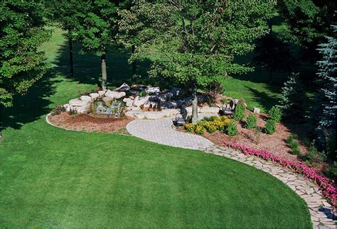 Amazing Backyard Landscapes by Amazing Backyard Landscaping Ideas Corner
