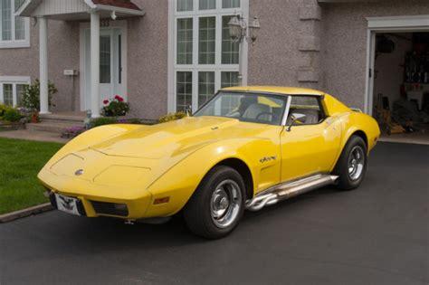 yellow paint sles chevrolet corvette convertible 1976 yellow for sale 1z3716s412746 corvette stingray l48 1976