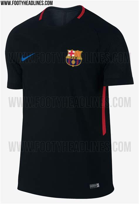 Barcelona 17 18 Vapor Aeroswift Training Kit Leaked Footy Headlines Nike Vapor Shirt Template