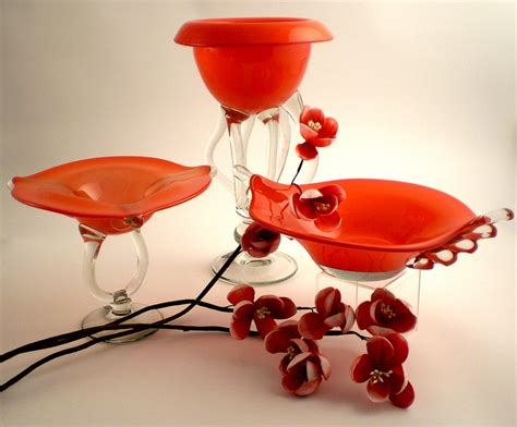 Decorative Glass Bowls And Vases by Glass Bowls Decorative Glass Vases