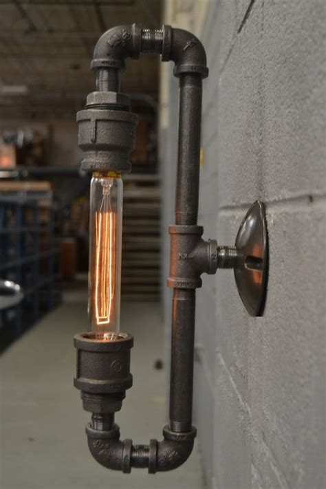 industrial pipe light fixture best 25 industrial lighting ideas on rustic