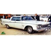 61 Imperial 4 Door Sideview  1961 Sedan