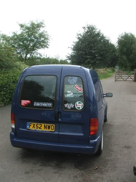 Topi Caddy vw caddy 1 9tdi great condition mods driftworks forum