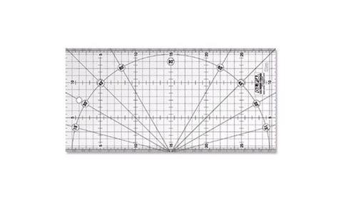 Olfa Quilt Ruler 15x 30cm by Ruler Mqr 15x30 Olfa Mqr15x30