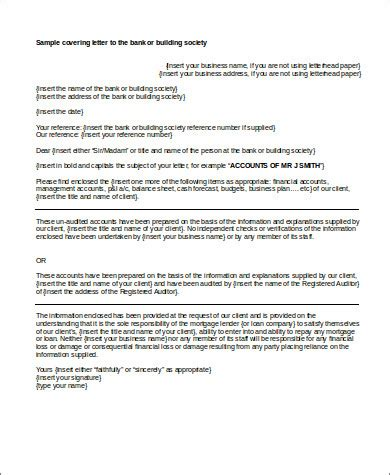 business plan cover letter samples ms word