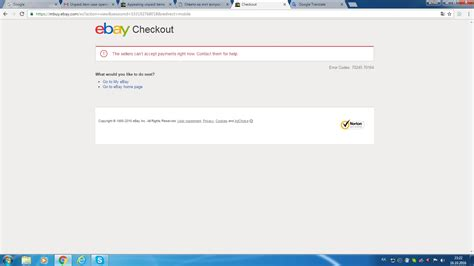 ebay error code 70164 error codes 70245 70164 the ebay community