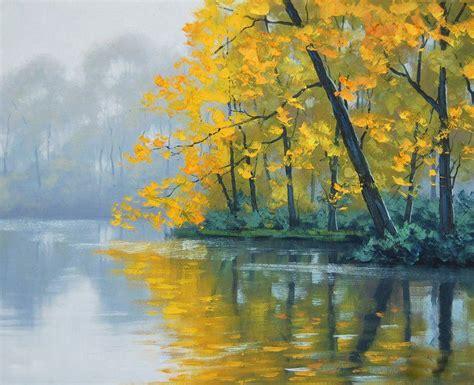 famous acrylic landscape paintings - Google Search   Art ... Famous Acrylic Painting