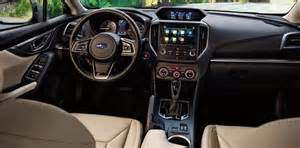 Subaru Wrx Interior 2017 Subaru Impreza Interior Future Auto Review