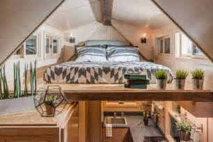 interiors of small homes gorgeous tiny house is inspired by scandinavian design