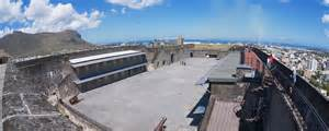 la citadelle de port louis ile maurice