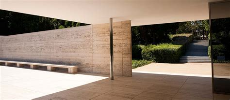 pavillon mies der rohe photos of the barcelona pavilion by mies rohe