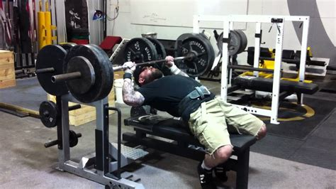 bench press accident jim wendler post accident bench press youtube