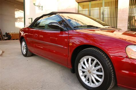 chrysler care chrysler sebring forodetalles el foro car care