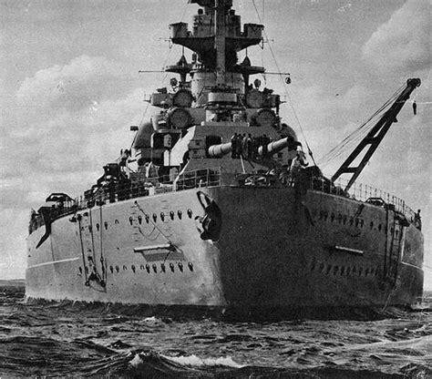 biggest battleships in the world battleship bismarck of the german navy one of the biggest