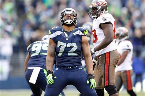 seattle seahawks deny rumors about michael bennett and greg hardy nfl rumors chicago bears could target michael bennett in
