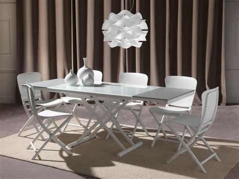 tavoli regolabili tavolo trasformabile con altezza regolabile idfdesign
