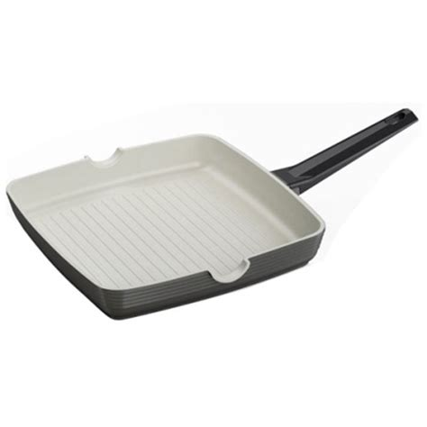 Square Gridle 28 Cm brennan atkinson square griddle pan 28 x 28 cm buy at qd stores