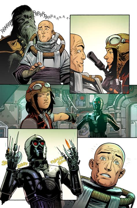 wars doctor aphra vol 2 doctor aphra and the profit black gate 187 articles 187 wars comic spin offs poe