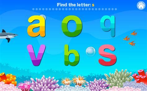 Letter Quiz Letter Quiz Alphabet Aquarium Android Apps On Play
