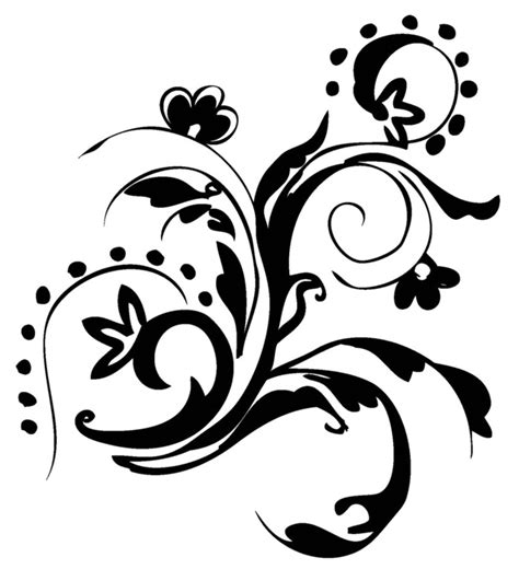 drawing vines pattern vines drawing clipart best