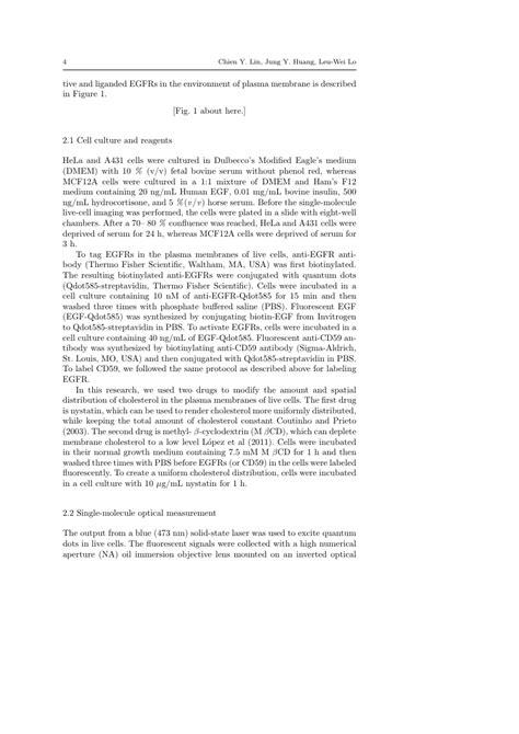 Springer Default Template For Springer Articles Template Springer Template