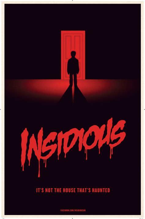 insidious movie poster cool insidious promo posters geektyrant