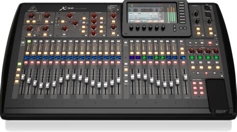 Mixer Audio Beringer x32 digital mixers mixers behringer categories