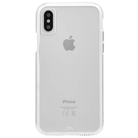 Soft Jelly Transparant Transparan Iphone Samsung S Note mate tough for apple iphone x 10 in clear