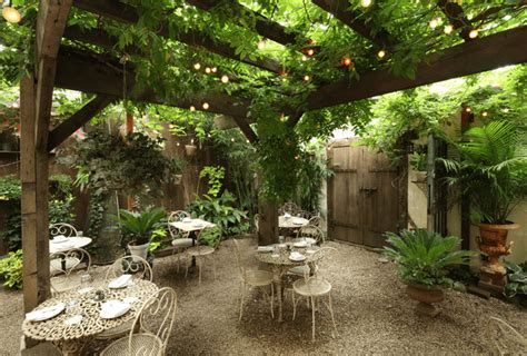 backyard nyc maison premiere s owners are opening up a new spot in