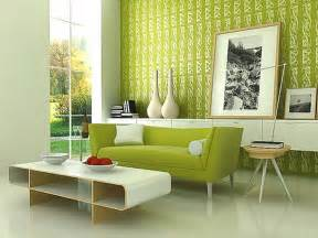 Best Wallpaper Home Decor Green Interior Design For Your Home