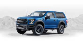 Ford Concept Bronco 2018 Ford Bronco Pictures Concept 2018 Car Review