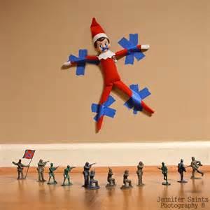 My boys would love elf playing army men gt gt jennifer saintz
