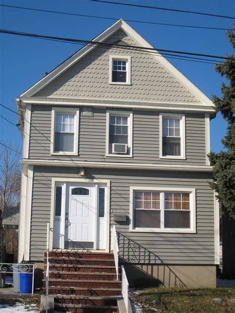 vinyl house different house siding types cost prices and colors in nj nj affordable roofing