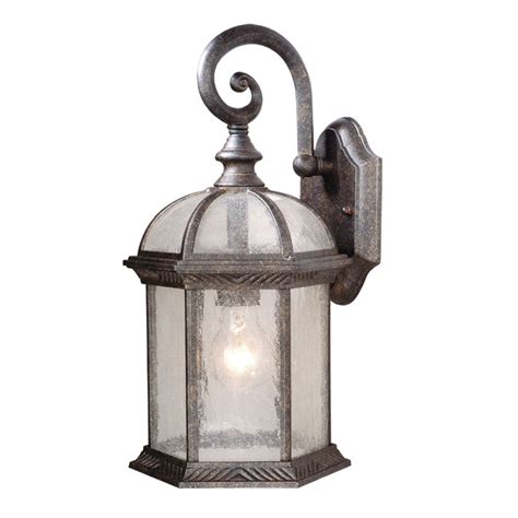 Sconce Outdoor Lighting Vaxcel Lighting Ow39783 Chateau Outdoor Sconce Atg Stores