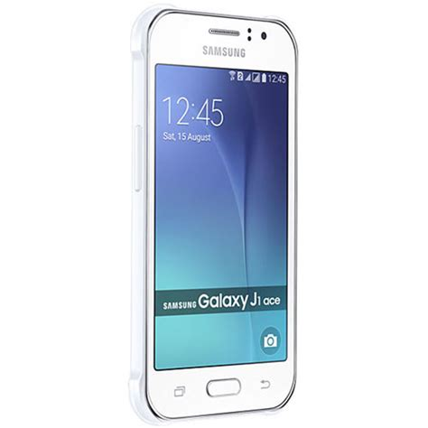 samsung galaxy j1 ace j111m 8gb smartphone j111m white b h photo