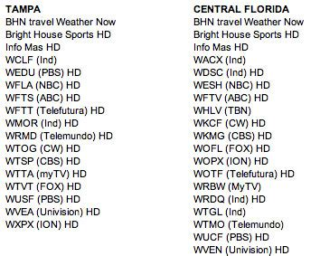 bright house tv schedule bright house tv app gets local premium channels in florida hd report