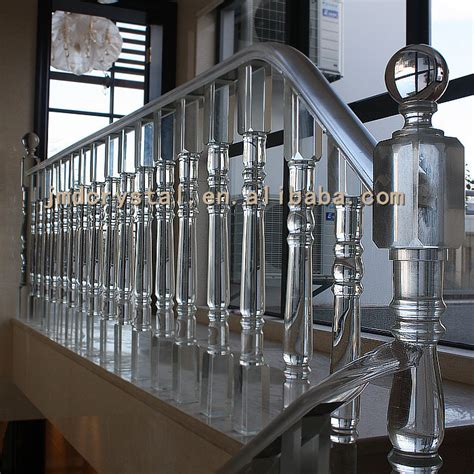 glass stairs railings staircase designs indoor