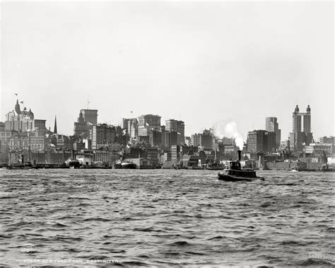Pictures Of Trump Tower shorpy historic picture archive twin towers 1900 high