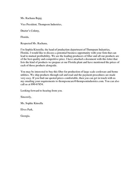 quotation cover letter best photos of quotation letter sle quotation cover