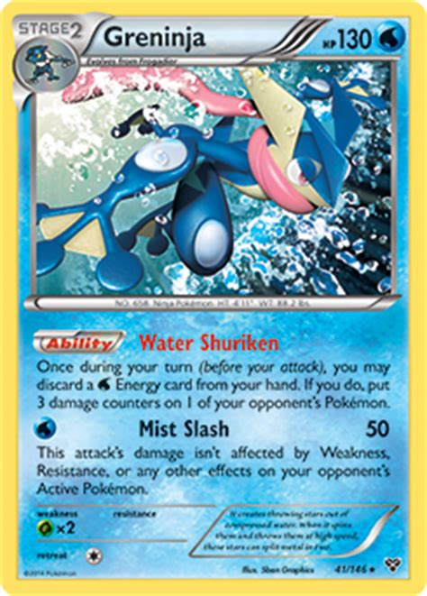 Kartu Trading Card Water X And Y Froakie Dkk featured cards xy trading card