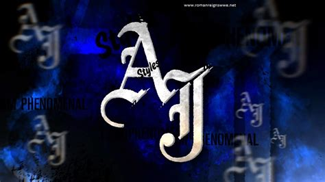 aj styles tattoo meaning aj styles logo its meaning and hd images reigns