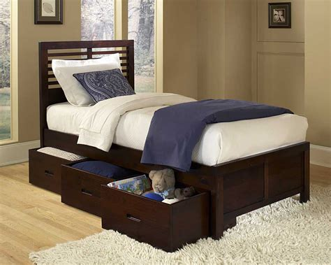 cheap twin beds with storage twin storage bed cheap prescott twin big bookcase storage