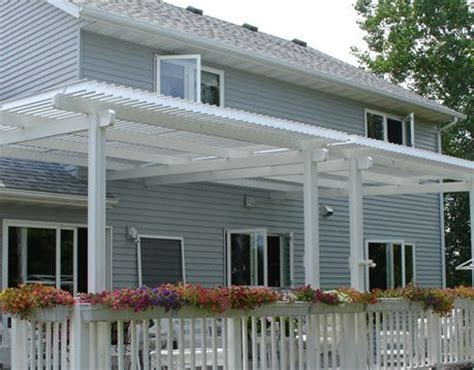 Louvered Awnings For Home by Design And Build Resources Shade And Shutter Systems Inc