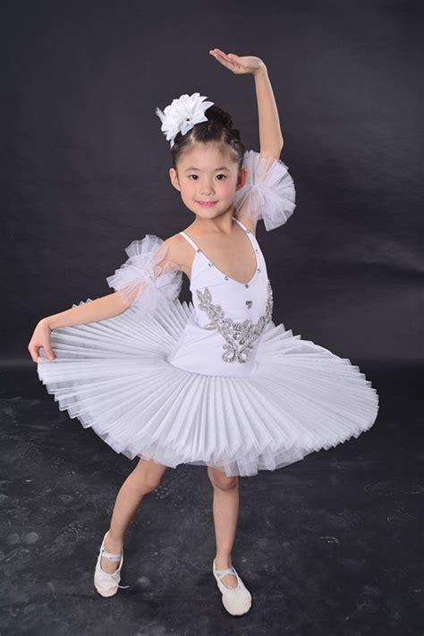 Tutu Kelinci 2016 new arrival children ballet tutu dress swan lake