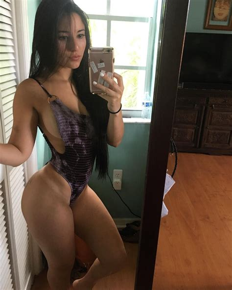 Angie Varona Leaked Big Boobs Nude Selfies Celebrity Leaks