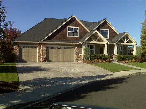 Craftsman Design Homes craftsman style home brought to you by house plans at designs direct