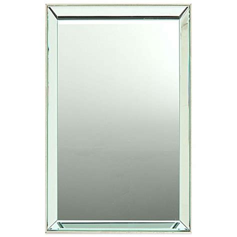 20 x 30 bathroom mirror georgina 20 inch x 30 inch rectangular wall mirror in